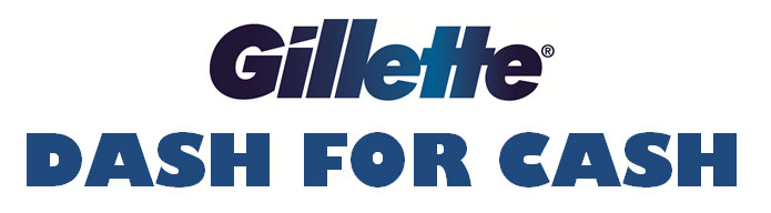 Gillette Dash For Cash at the MCG GilletteDashForCash